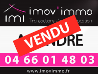 Stickers VENDU / LOUÉ
